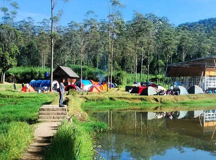 Ranca Upas Bandung Lokasi Rute Harga Paket Wisata Campingnya Image
