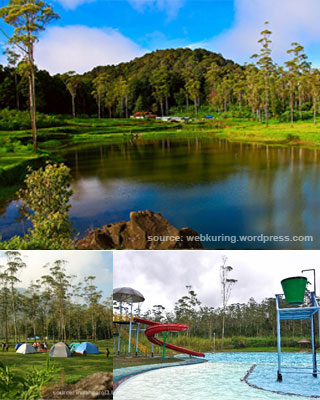 Ranca Upas Ciwidey Kawah Putih Wisata Bandung Kab