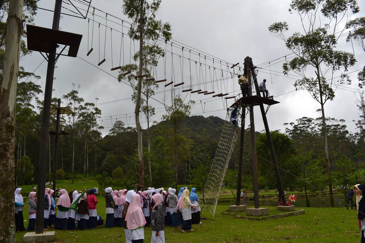 Ranca Upas Ciwidey Wisata Tiket Hotel Kampung Cai Bandung Kab