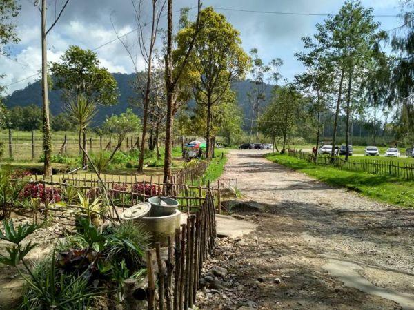 Tempat Wisata Ranca Upas Smart Camp Adventure Bandung Jawa Barat