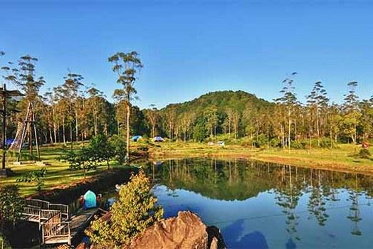 Wisata Alam Kampung Cai Ranca Upas Ciwidey Bandung Kab