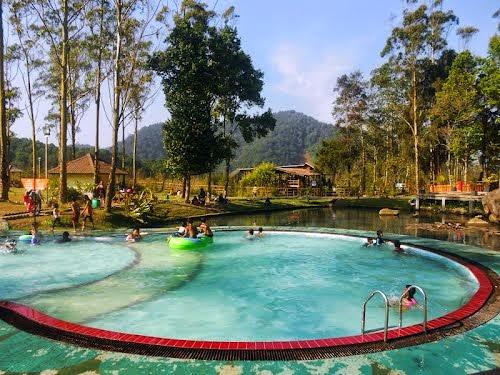 Wisata Bandung Selatan Ranca Upas Kab