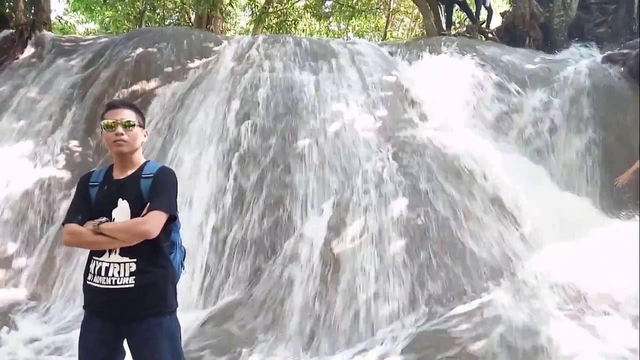 Air Terjun Batu Raja Kecamatan Galis Kabupaten Bangkalan Youtube Manitan