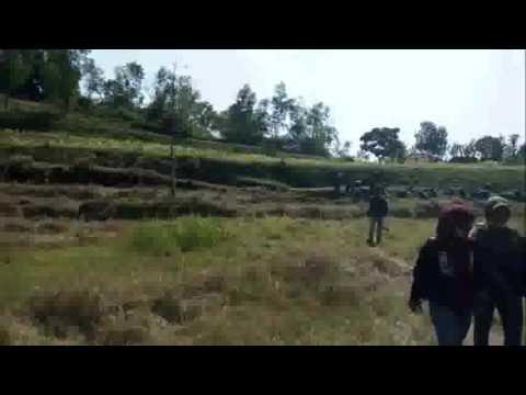 Air Terjun Batu Raja Sukron Youtube Manitan Kab Bangkalan