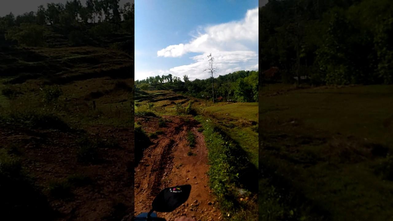 Batu Raja Madura Youtube Air Terjun Manitan Kab Bangkalan