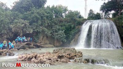 Gerbang Pulau Madura Setelah Puas Menikmati Indahnya Kawasan Air Terjun