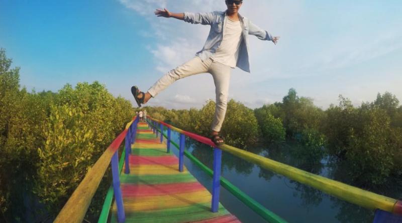 Labuhan Mangrove Education Park Bangkalan Wisata Edukatif Air Terjun Batu