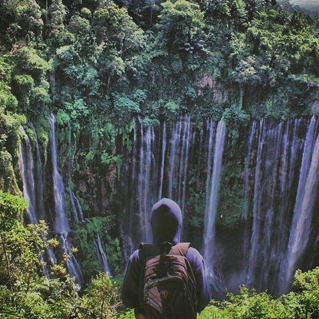 Wisata Air Terjun Batu Raja Madura Explore Tempat Instagram Manitan