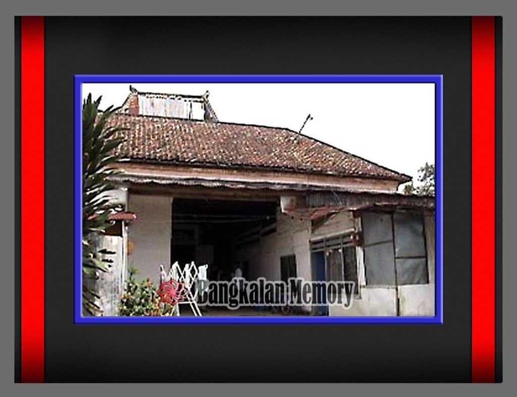 Bangkalan Memory Bangunan Sejarah Benteng Erfprins Kraton Kaputren Kab
