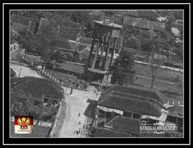 Bangkalan Memory Bangunan Sejarah Bersambung Benteng Erfprins Kab