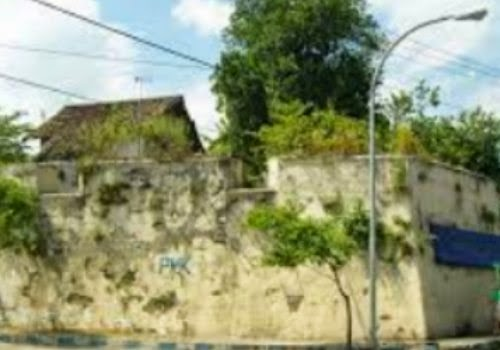 Benteng Erfprin Bangkalan Madura Gambar 2b03 Erfprins Kab