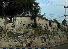 Benteng Erfprins Warisan Kolonial Belanda Lontar Madura 2 Kab Bangkalan