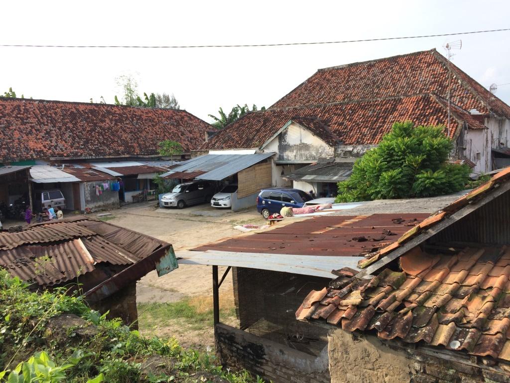 Detail Lokasi Situs Benteng Kolonial Erfprins Kab Bangkalan