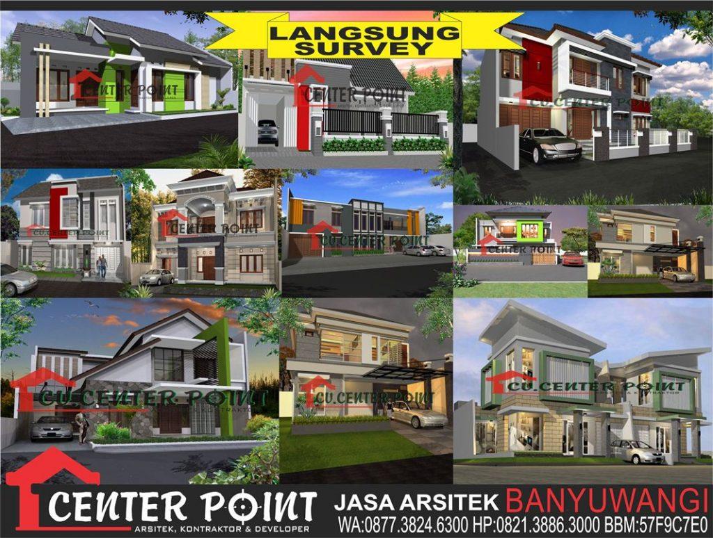 Jasa Arsitek Bangkalan Murah Banyuwangi Benteng Erfprins Kab