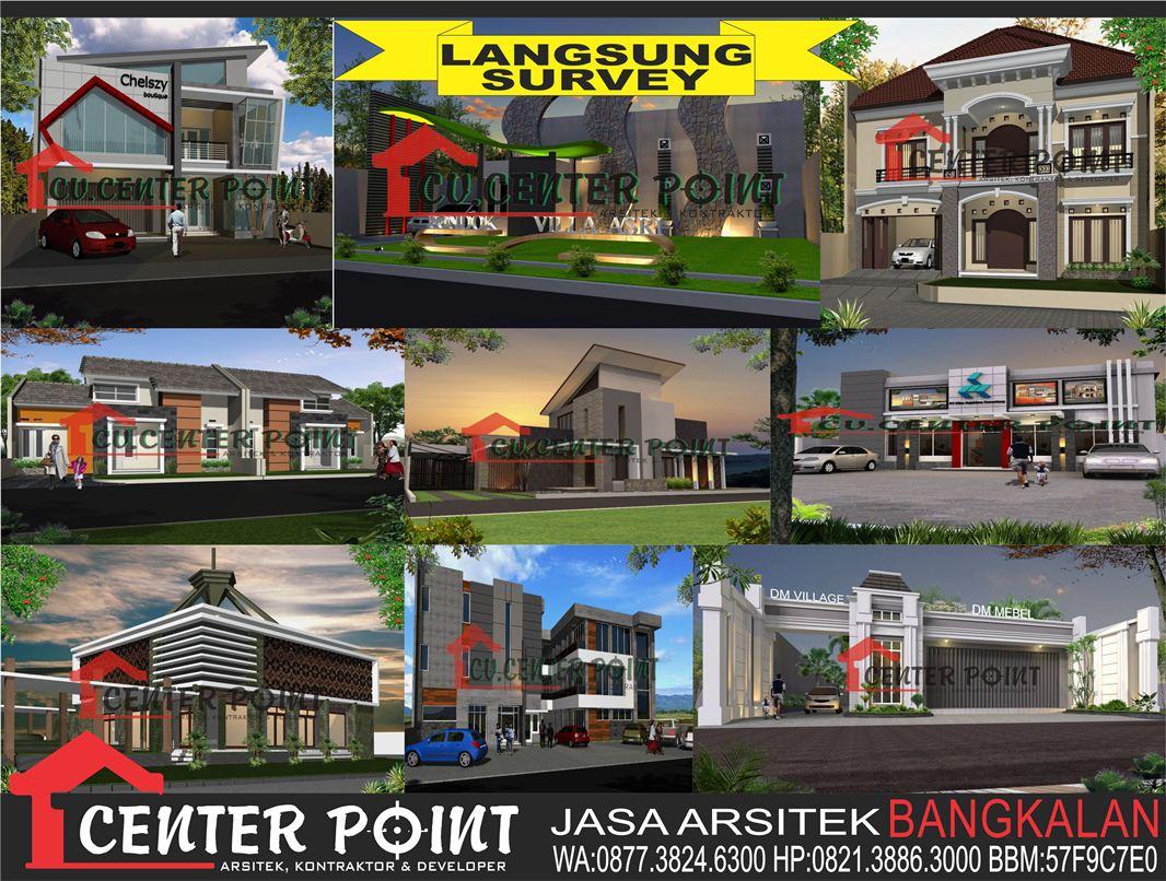 Jasa Arsitek Bangkalan Murah Benteng Erfprins Kab