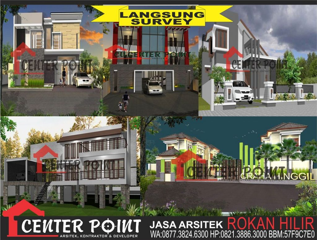 Jasa Arsitek Bangkalan Murah Rokan Hilir Benteng Erfprins Kab