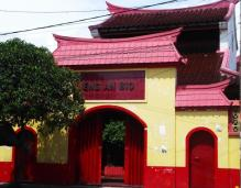 Klenteng Eng Bio Bangkalan Lontar Madura Klengteng Benteng Erfprins Kab