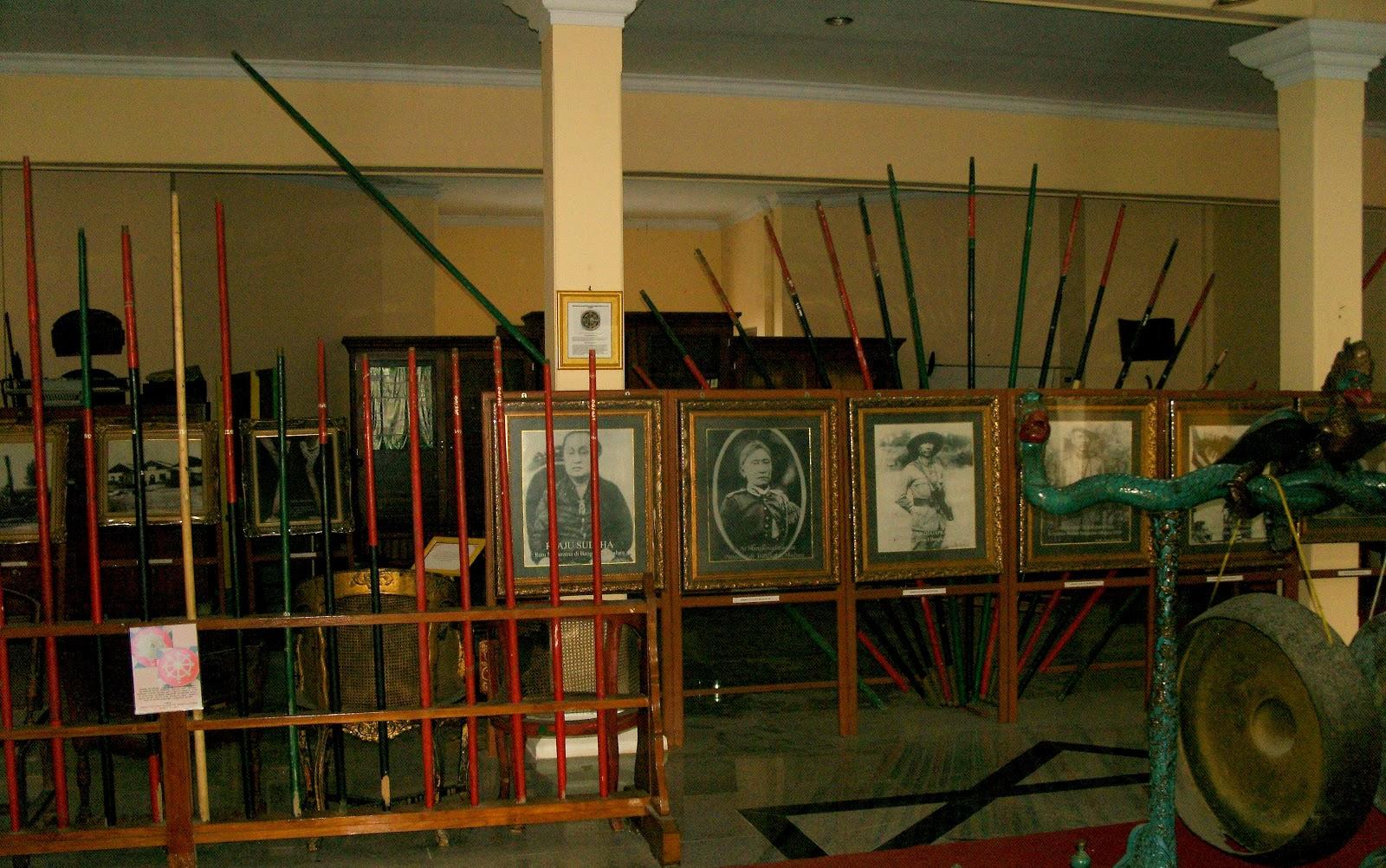 Wisata Museum Bangkalan Open Mainded Cakraningrat Benda Pusaka Kraton Benteng