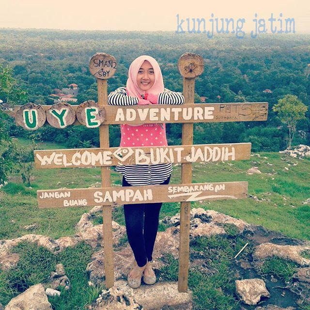 Bukit Batu Kolam Jeddih Bangkalan Kunjung Jatim Wisata Kabupaten Tepatnya