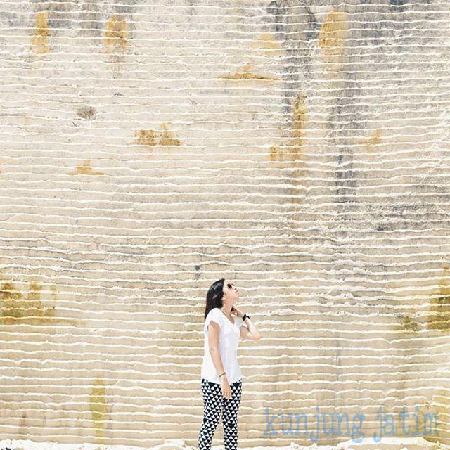 Bukit Batu Kolam Jeddih Bangkalan Kunjung Jatim Wisata Sekitar Kapur