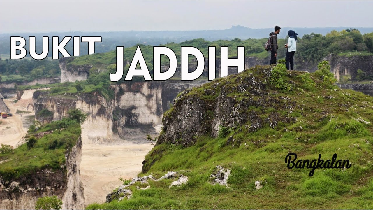 Bukit Jaddi Bangkalan Wisata Kapur Jlan Yuk Youtube Jaddih Madura