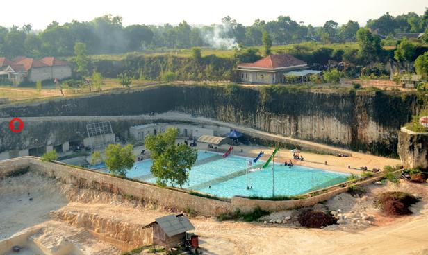 Bukit Jaddih Pesona Keindahan Komplit Pulau Madura Redio Kab Bangkalan