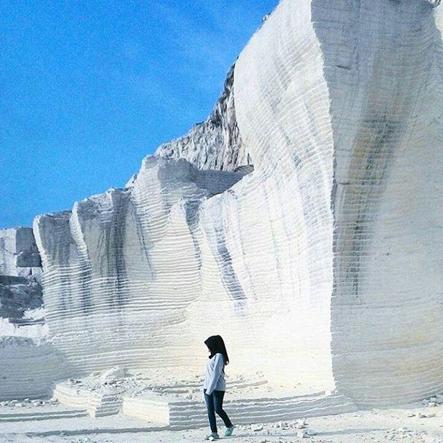 Bukit Jaddih Primadona Putih Pulau Madura Ngetrip Murah Kab Bangkalan