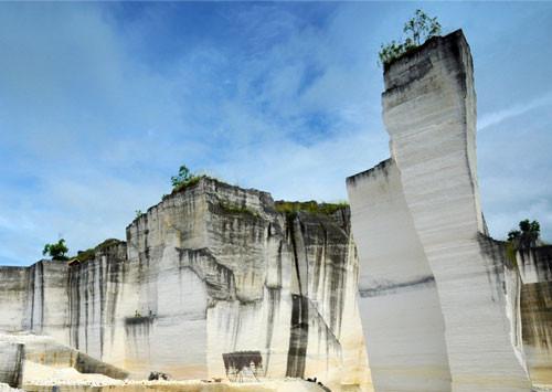 Bukit Jaddih Putih Cantik Hits Madura Kab Bangkalan