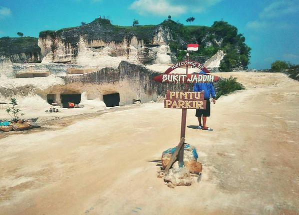 Bukit Kapur Jaddih Bangkalan Madura Jatim Riau Magazine Kab