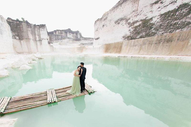 Bukit Kapur Jaddih Destinasi Wisata Instagramable Cocok Foto Pre Wedding
