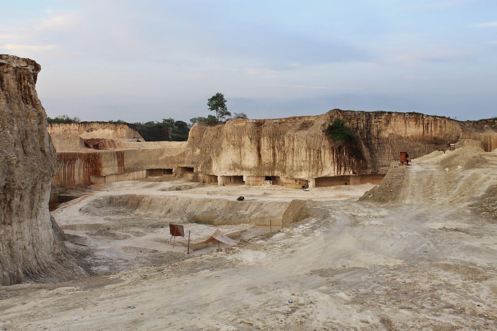 Pesona Bukit Jaddih Booming Wisata Jatim Aslinya Kapur Menjadi Lokasi