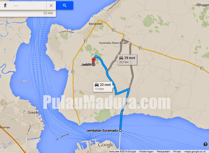 Potensi Wisata Kolam Air Alami Desa Jaddih Bangkalan Gerbang Peta