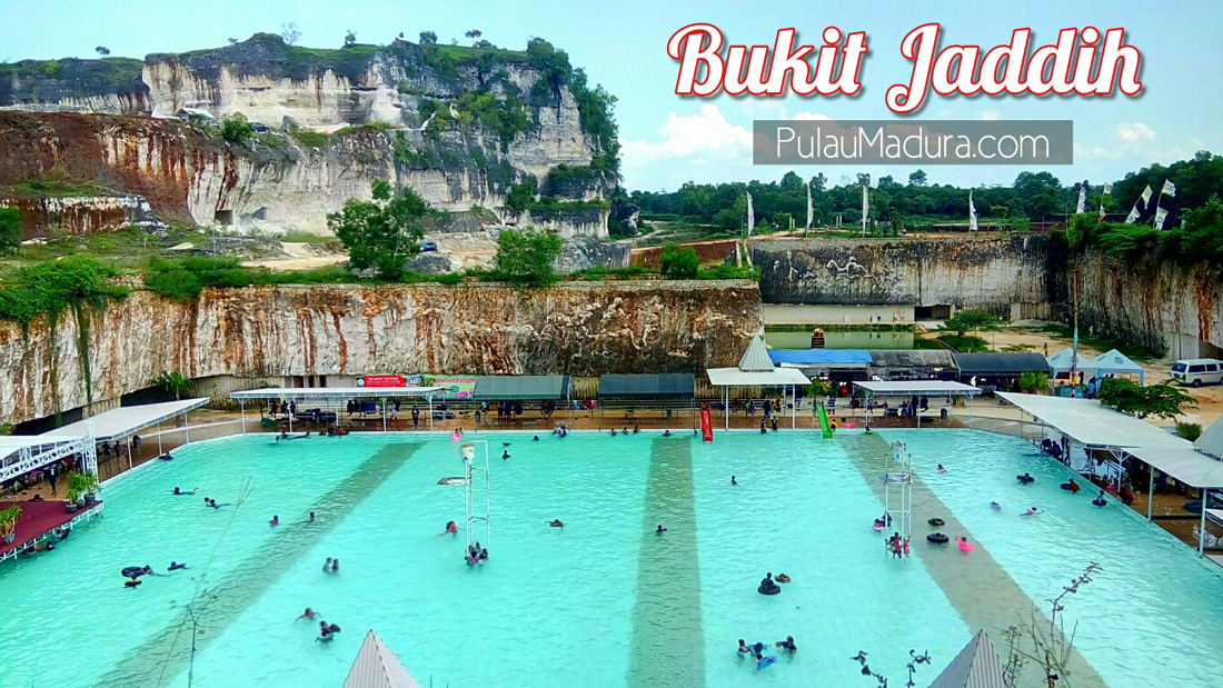 Tips Aman Begal Obyek Wisata Bukit Kapur Jaddih Socah Madura