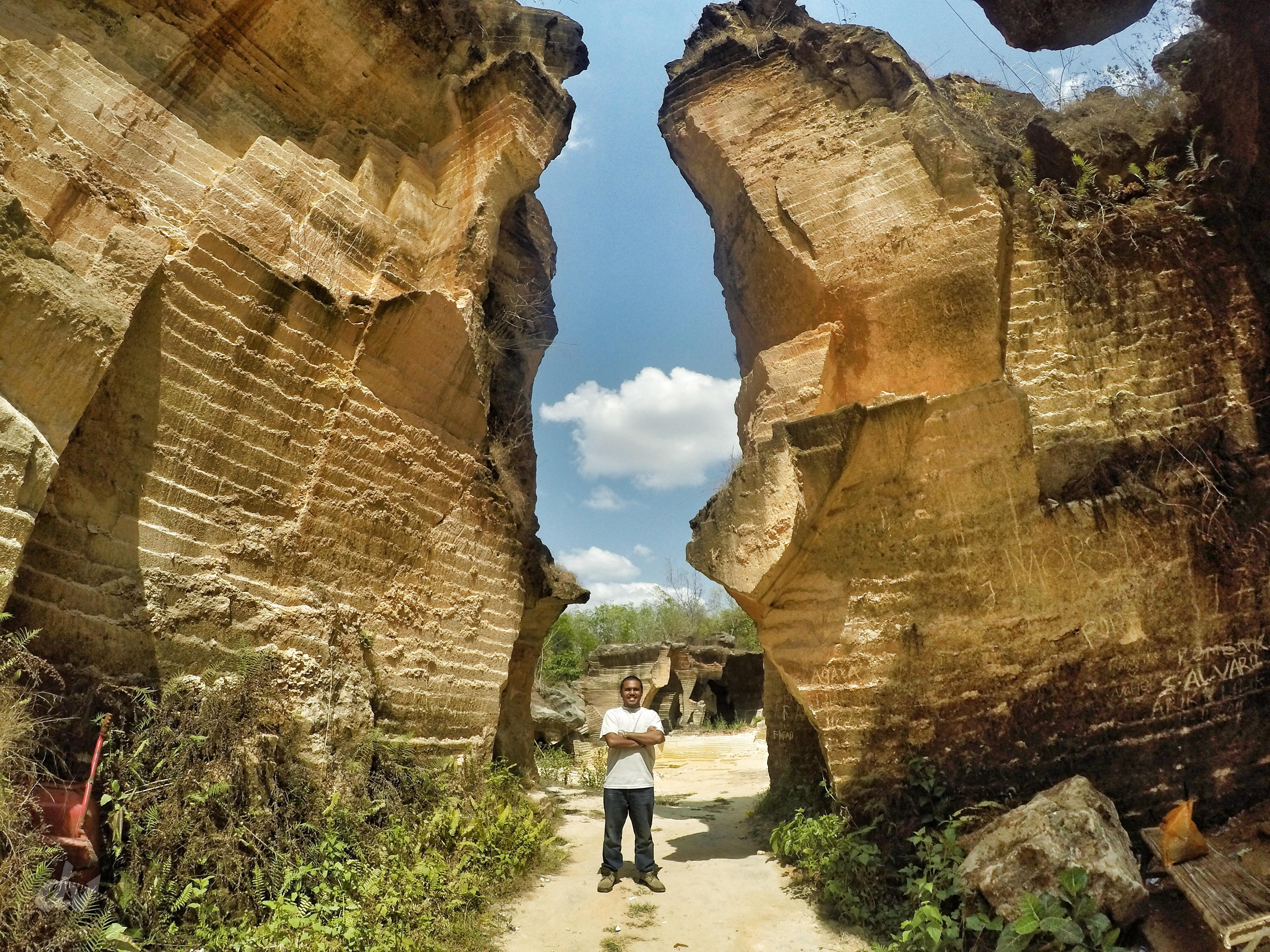 Wisata Bukit Kapur Tanah Madura Daily Voyagers Antara Jaddih Kab