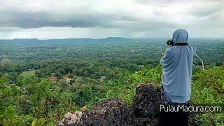 Gerbang Pulau Madura Viyoutube Obyek Wisata Bukit Geger Kabupaten Bangkalan