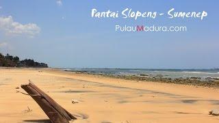 Gerbang Pulau Madura Viyoutube Wisata Pantai Slopeng Kabupaten Sumenep Pulaumadura
