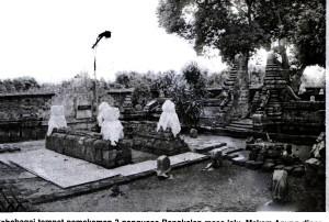 Makam Agung Kabupaten Bangkalan Kolla Langgundi Kab