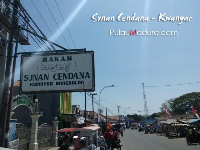 Obyek Wisata Religi Sunan Cendana Kwanyar Bangkalan Gerbang Kolla Langgundi