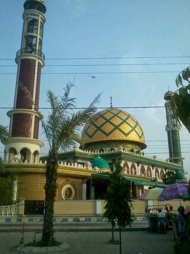 Syaikhona Kholil Bangkalan Madura Aslih Madureh Masjid Kh Moch Cholil