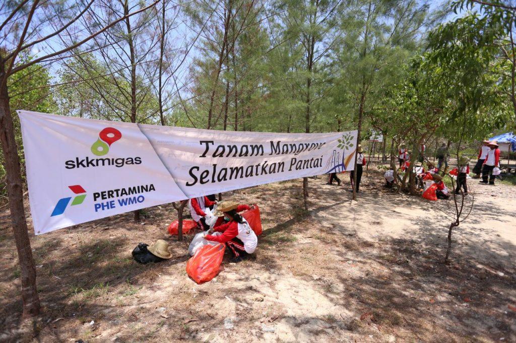 Desa Labuhan Kampung Iklim Pertama Madura Petrominer Kegiatan Operasi Semut