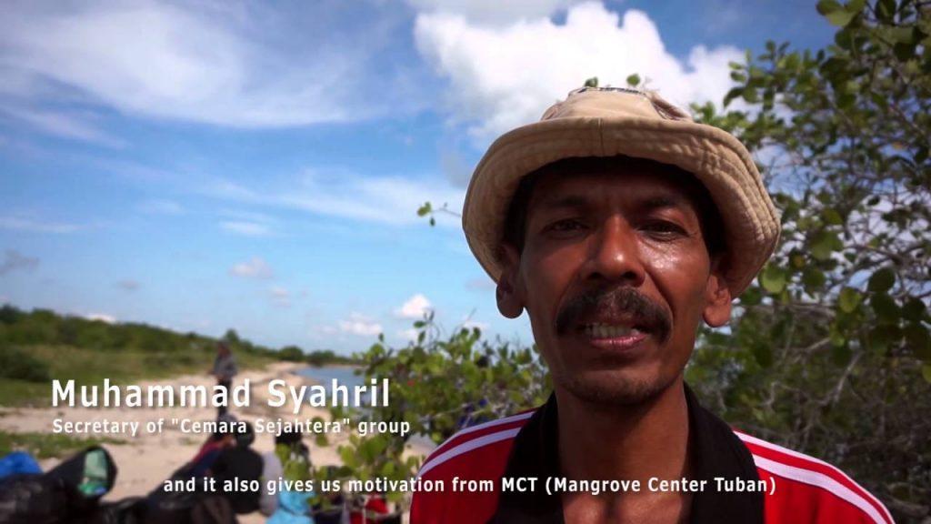 Desa Labuhan Kampung Iklim Pertama Madura Petrominer Sebelum Pengembangam Hutan