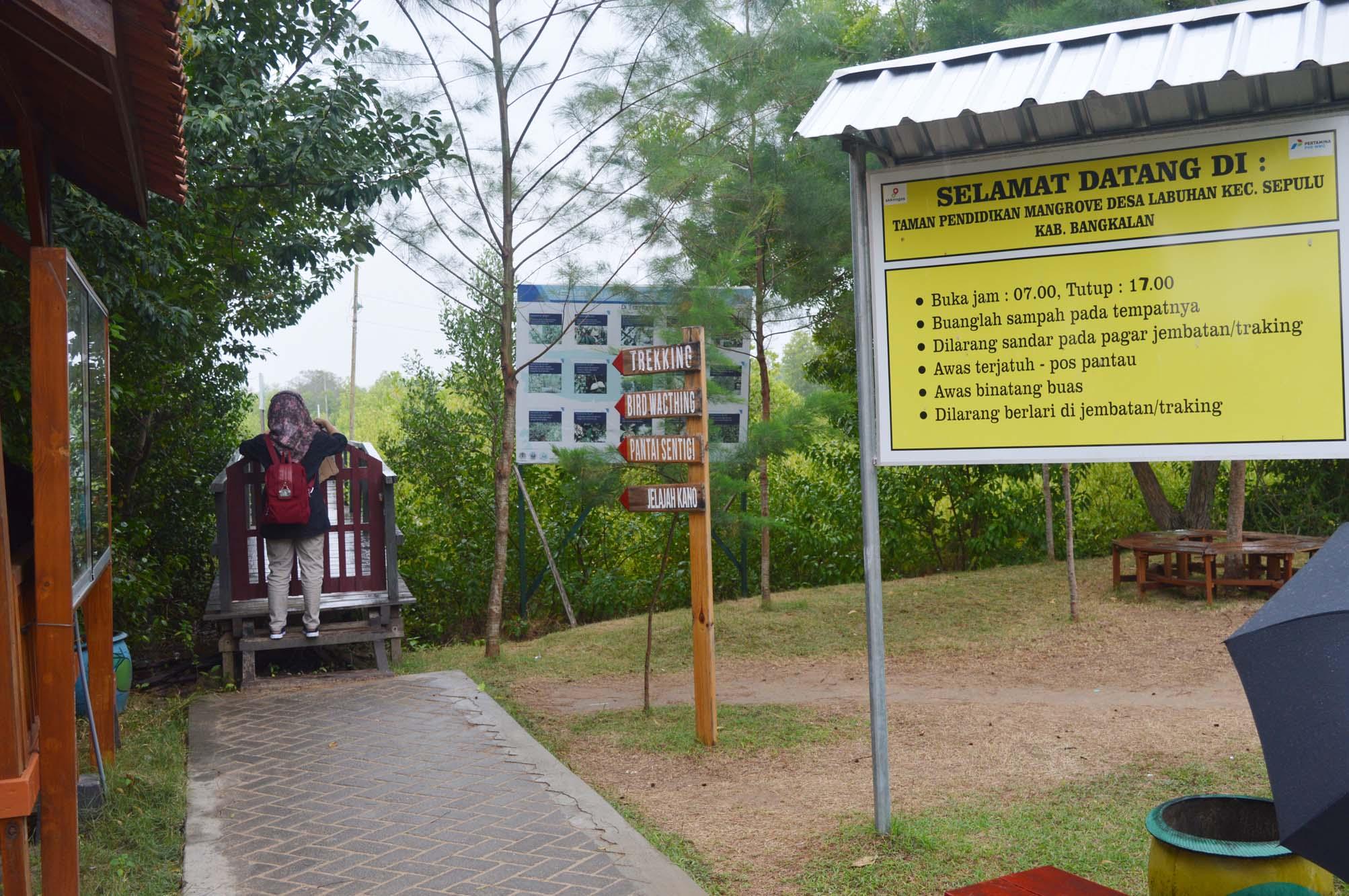 Produk Khas Pesisir Bangkalan Taman Pendidikan Mangrove Labuhan Kab