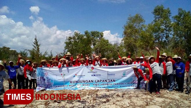 Taman Pendidikan Mangrove Bangkalan Tawarkan Pesona Alam Pesisir Labuhan Kab