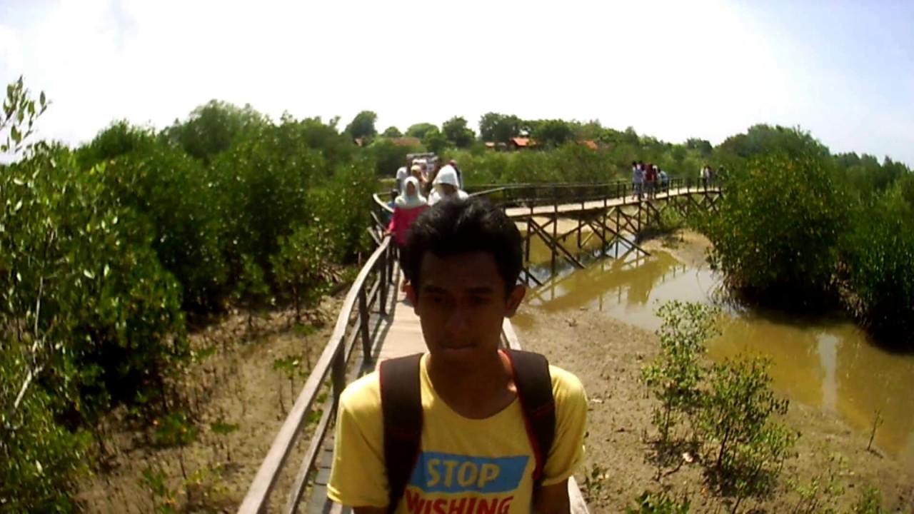 Wisata Education Park Mangrove Desa Labuhan Bangkalan Madura Youtube Kab