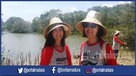 Wisata Edukasi Tanaman Mangrove Seluas 6 Hektar Labuhan Bangkalan Kab