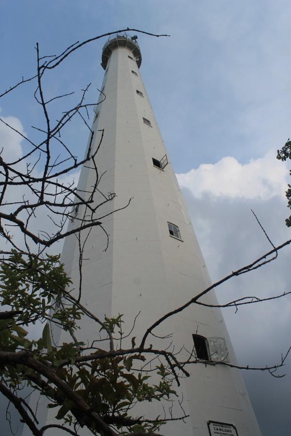 Berwisata Mercusuar Peninggalan Belanda Bangkalan Bocah Madura Kab