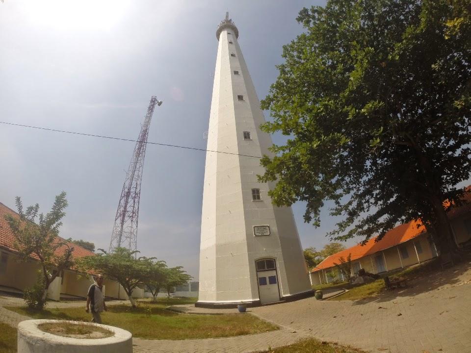 Mercusuar Galau Bangkalan Madura Kab