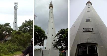 Mercusuar Pantai Sambilangan Bangkalan Madura Wongcrewchild Letak Kab
