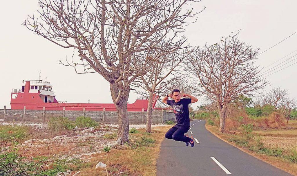 Mercusuar Sembilangan Spot Fotogenik Bangkalan Traveling Yuk Jalanan Menuju Kab