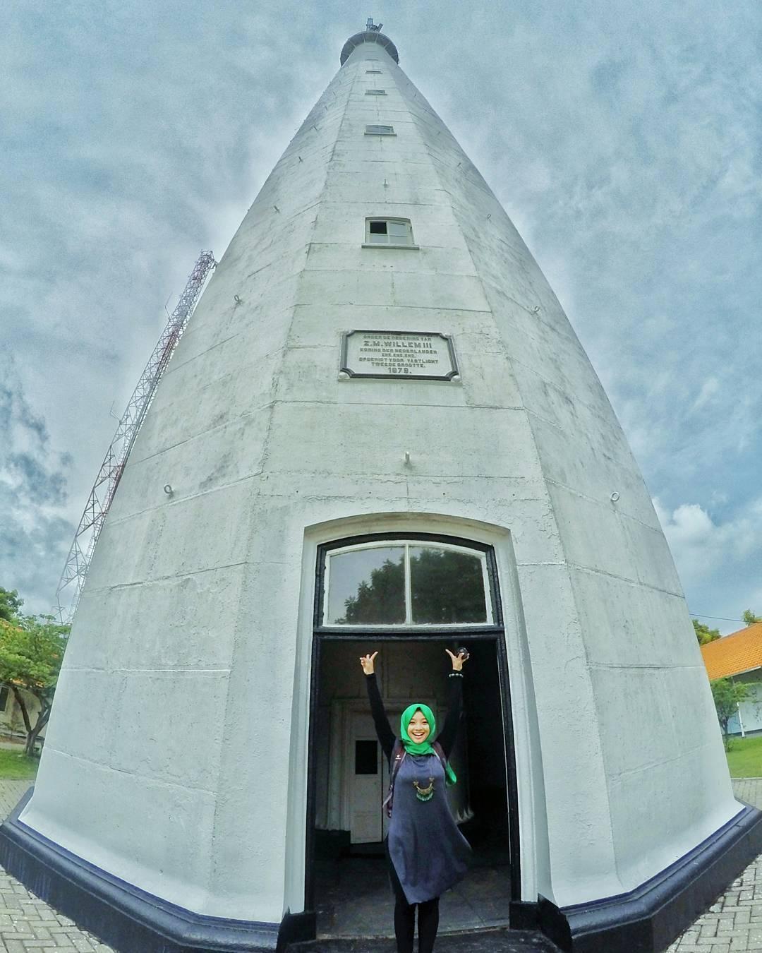 Mercusuar Sembilangan Spot Fotogenik Bangkalan Traveling Yuk Wisata Fotogenic Kab